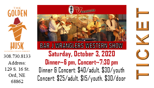 BAR J WRANGLERS WESTERN SHOW TICKETS