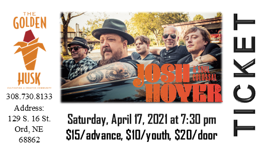Josh Hoyer & Soul Colossal Concert Tickets