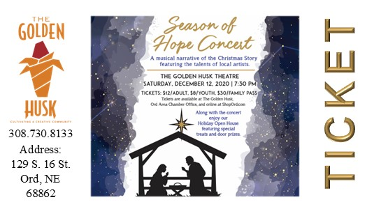 Season of Hope Concert Tickets