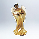 Hallmark 2012 Golden Messenger Ornament QXG4671