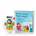 Hallmark 2013 All the Little Snow Angles Book and Ornament Set (Magic) QXG1305