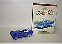 Hallmark 2015 Ford 1965 Mustang Kiddie Car Classics Ornament QEP2149
