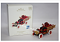 Hallmark 2008 Ford 1908 Model T Ornament 6th in Fire Brigade series Magic Features Light QX2891