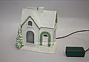 Hallmark 2010 Glimmering Home Ornament Requires Magic Cord sold separately QXG3606