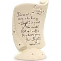 Enesco Foundations Bereavement Plaque 4056774