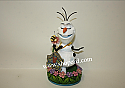Jim Shore Dreaming Of Summer Frozen Olaf Figurine Enesco 4046037
