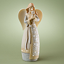 Enesco Foundations Guardian of Children Angel Figurine 4024909