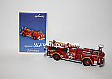 Hallmark 2004 American LaFrance 700 Series Pumper 2nd in the Fire Brigade series QX8424