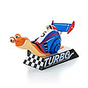 Hallmark 2013 Turbo Ornament Dreamworks Animation QXI2312