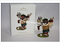 Hallmark 2008 In the Holiday Swing Ornament QXG2201