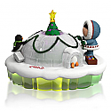 Hallmark 2015 Dome For The Holidays The World Of Frosty Friends Ornament (Needs Magic Cord - Sold Separately) QGO1469