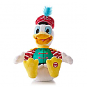 Hallmark Nutcracker Sweets Donald Plush with sound XKT1238