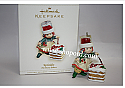 Hallmark 2006 Sprinkle The Merry Bakers QP1766 Damaged Box