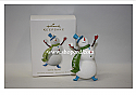 Hallmark 2010 Let It Snow Ornament QXG7376