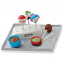 Hallmark 2014 Season's Treatings Ornament 6th in the series QX9113