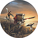 Terry Redlin- Evening Surprise Coasters