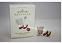 Hallmark 2006 The Magic of Glinda The Wizard of Oz Miniature 3 pc set QXM2043