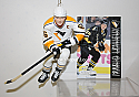 Hallmark 1998 Mario Lemieux Ornament 2nd In The Hockey Greats Series QXI6476 Slightly Damaged Box