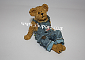 Boyds The Bearstone Collection - Opie Hucklebeary (Simple Livin) #2277925