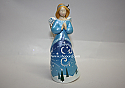 Hallmark 2005 Azura Joyful Tidings Angel Ornament QP1825
