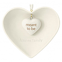 Hallmark 2016 Forever Family Heart Adoption Ornament QGO1124