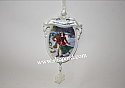 Hallmark 2000 Our Christmas Together Ornament QX8054