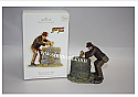 Hallmark 2009 Retrieving the Idol Ornament Raiders of the Lost Ark QXI1165 Damaged Box