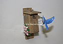 Hallmark 2000 Eastern Bluebird Spring Ornament 1st In The Spring Is In The Air Series QEO8451