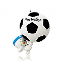 Hallmark 2014 Soccer Star Ornament QGO1276