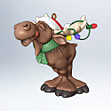 Hallmark 2012 Merry Chris-moose Ornament QK5004