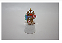 Hallmark 2013 One Sweet Gingerbread Boy Miniature Ornament QXC8522 Repaint