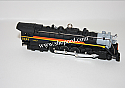 Hallmark 2001 Lionel Cheesie Steam Special Locomotive Train 6th In the Series QX6092 Damaged Box