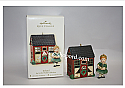 Hallmark 2007 Ireland Joy to the World Collection Ornament set of 2 QSR8019