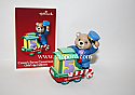 Hallmark 2003 Childs Fifth Christmas Ornament Childs Age Collection Train QXG8717