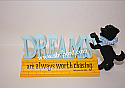 Hallmark Wizard Of Oz Dreams Silhouette Figurine WOZ1008