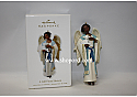 Hallmark 2010 A Gift From Heaven Ornament African American QXG7736