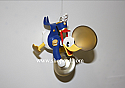 Hallmark 1999 Donald Plays The Cymbals Disney Ornament 3rd In Mickeys Holiday Parade Series QXD4057