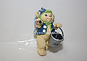 Hallmark 2000 Blueberry Spring Ornament 2nd In The Fairy Berry Bears QEO8454