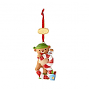 Hallmark 2014 I am Three My Third Christmas Ornament QXG1995