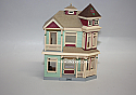 Hallmark 2005 Victorian Home Ornament 22nd in the Nostalgic Houses and Shops QX2322 Damaged Box