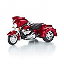 Hallmark 2013 Street Glide 2011 Trike Ornament 15th in the Harley-Davidson Motorcycle Milestones series QX9162