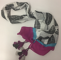 Hallmark Feather Scarf MAW1729