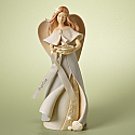 Enesco Foundations Baptism Angel Figurine 4025641