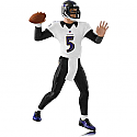 Hallmark 2014 Joe Flacco (Joe Cool) Baltimore Ravens NFL Football Ornament QXI2803
