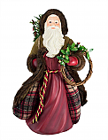 Hallmark 2016 Father Christmas Tabletop Decoration LPR3351