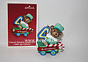Hallmark 2003 Childs Fourth Christmas Ornament Childs Age Collection Train QXG8709