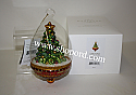 Hallmark 2016 Christmas Tree Dome Heritage Collection Ornament HDR1535 Damaged Box