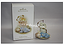 Hallmark 2009 Candle of Peace Ornament QXG6535
