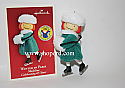 Hallmark 2004 Winter In Paris Ornament Madeline Celebrating 65 Years QXI5321