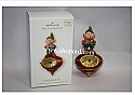 Hallmark 2008 Peek Buster Elf Ornament QHF3024